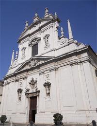 Chiesa Santi Faustino e Giovita Brescia