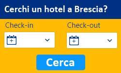 ricerca hotel a Brescia